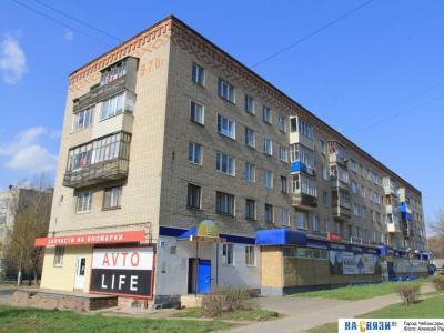 ул. Николаева, 27
