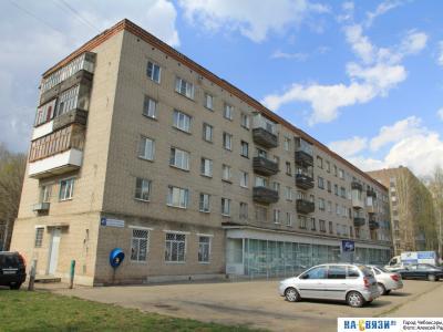 ул. Николаева, 41