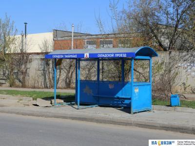 """Остановка """"Складской проезд"""""""