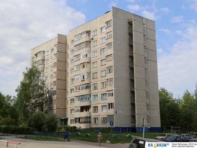 ул. Лебедева, 15