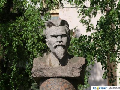 Бюст Калинина