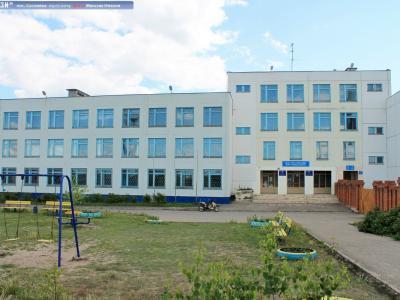Заволжская школа