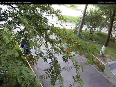 Городская видеокамера cam9218