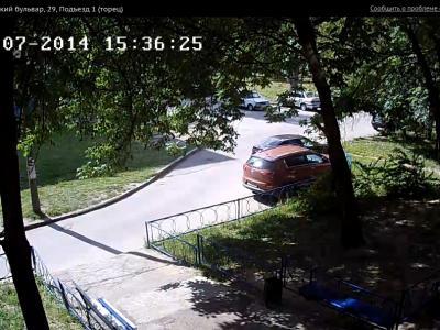 Городская видеокамера cam9238