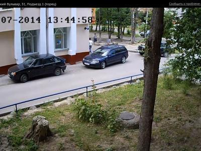 Городская видеокамера cam9245