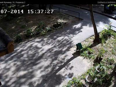 Городская видеокамера cam9246