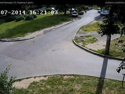 Городская видеокамера cam9510