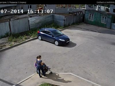 Городская видеокамера cam9527