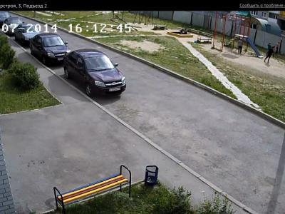 Городская видеокамера cam9528