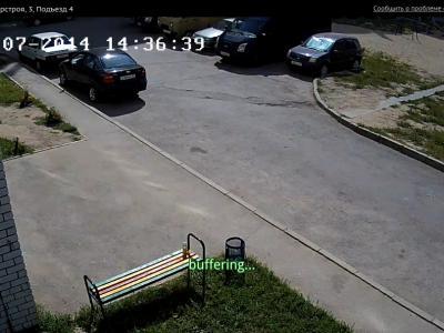 Городская видеокамера cam9529