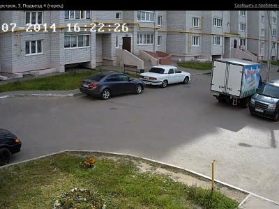 Городская видеокамера cam9531