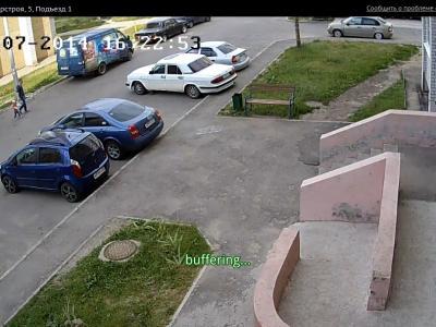 Городская видеокамера cam9533