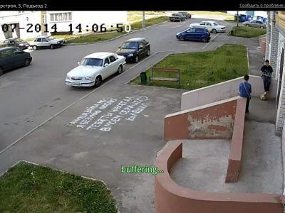 Городская видеокамера cam9534
