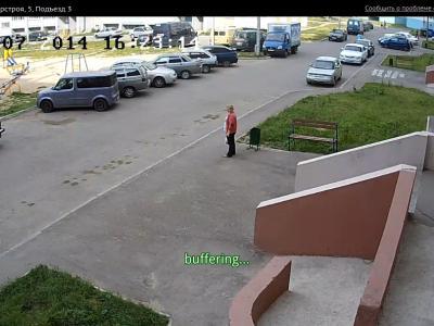 Городская видеокамера cam9535