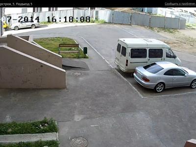 Городская видеокамера cam9536