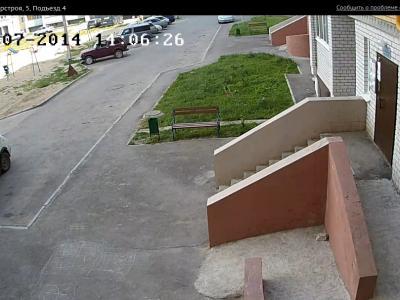 Городская видеокамера cam9537