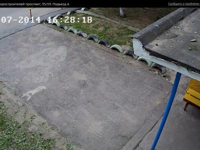 Городская видеокамера cam9618