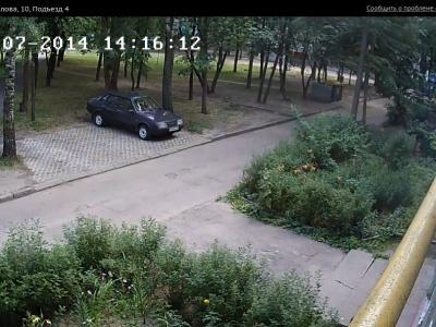 Городская видеокамера cam9685
