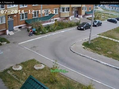 Городская видеокамера cam9706