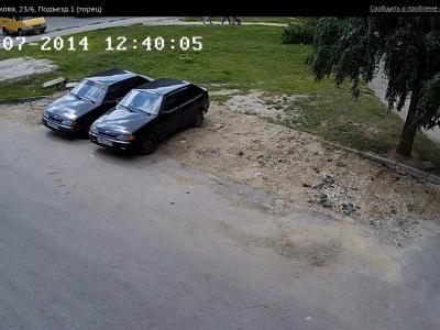 Городская видеокамера cam9709
