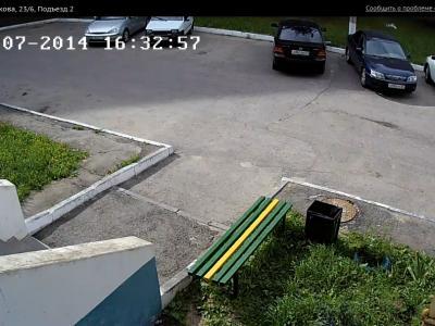 Городская видеокамера cam9711