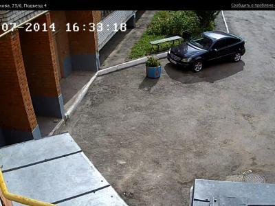 Городская видеокамера cam9713