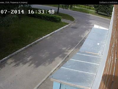 Городская видеокамера cam9717