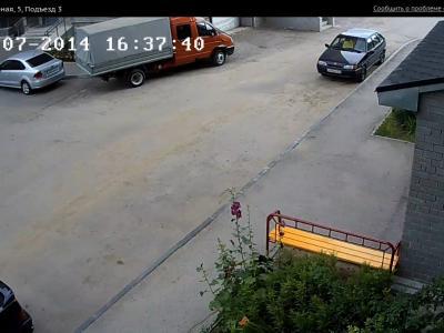 Городская видеокамера cam9749