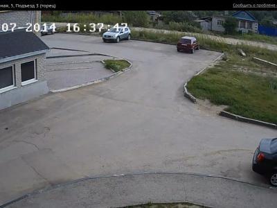 Городская видеокамера cam9750
