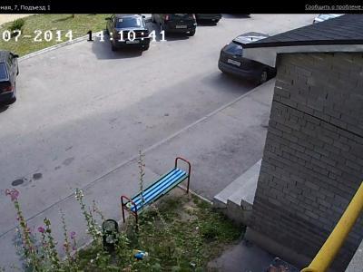 Городская видеокамера cam9752