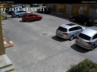 Городская видеокамера cam9762