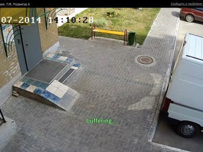 Городская видеокамера cam9763