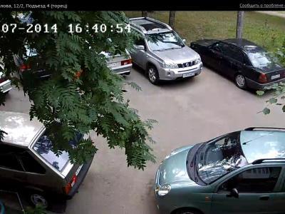 Городская видеокамера cam9785