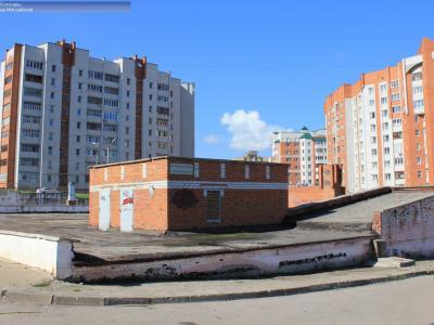 """Гаражный комплекс """"Ярмарочный-1"""""""