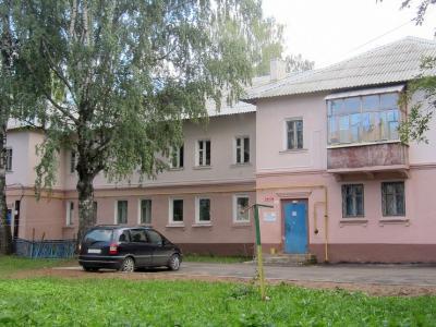 Школьный проезд, 4А