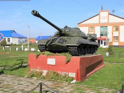 батырево танк фото педагогических условий