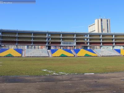 Центральный стадион им. А.Г. Николаева