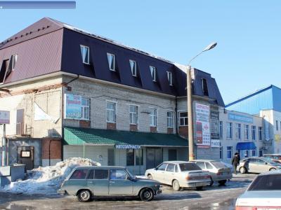 Канашское шоссе, 7