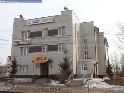 ул. Гладкова, 15А