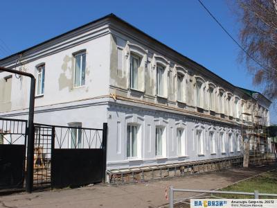 ул. Московская, 38