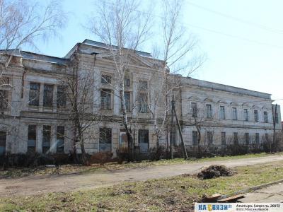 ул. Кирова, 1