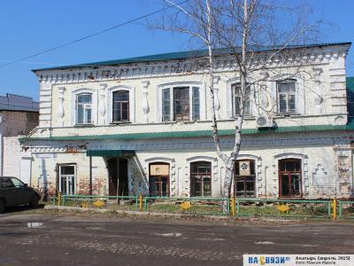 ул. Московская, 2