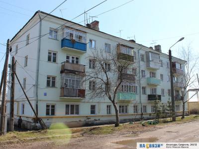 ул. Кирова, 27