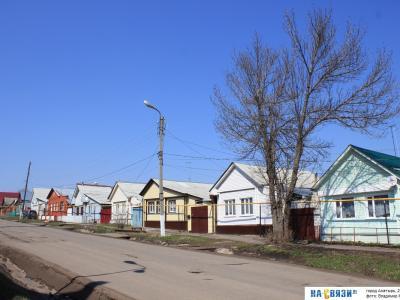 Улица 141 Стрелковой дивизии