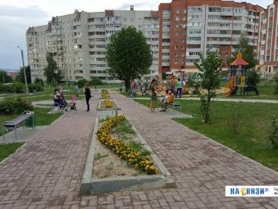 Сквер имени Героя России Игоря Петрикова