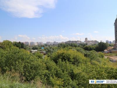 Вид на улицу Казанская