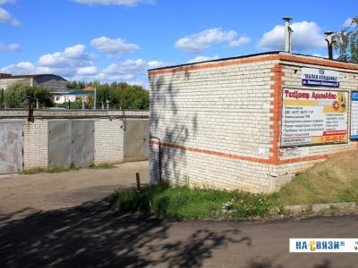 "Гаражный кооператив ""Малая кувшинка"""