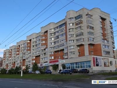 ул. Энтузиастов, 23