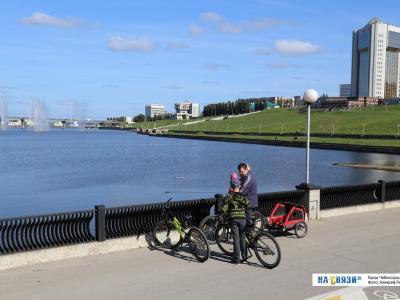 Вид на залив с Пионерской набережной