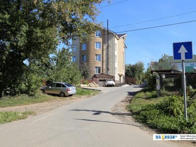 Одностороннее движение по улице Ватунина
